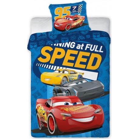 Pościel dziecięca Cars Auta 0920 FARO rozmiar 160x200 cm