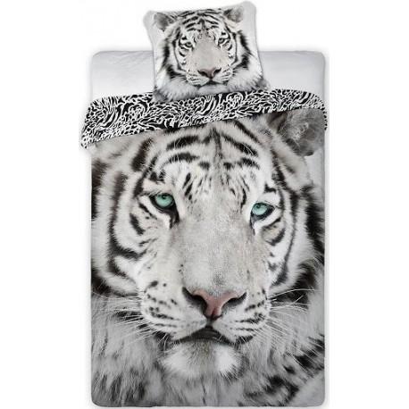 Pościel dziecięca Tygrys 5642 FARO rozmiar 160x200 cm