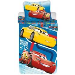 Pościel dziecięca Cars Auta 5759 JERRY FABRICS rozmiar 140x200 cm