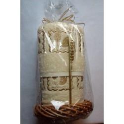 Komplet ręczników 2 szt. Gracja wianek firmy Greno nr 01