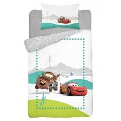 Pościel dziecięca Cars Auta 238 DETEXPOL rozmiar 100x135 cm