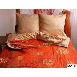 Pościel Satynowa Sweet Home rozmiar 160x200 cm MC 14