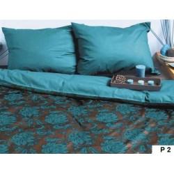 Pościel Satynowa Sweet Home rozmiar 160x200 cm P 2