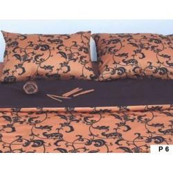 Pościel Satynowa Sweet Home rozmiar 160x200 cm P 6