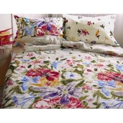 Pościel Satynowa Sweet Home rozmiar 160x200 cm V 1