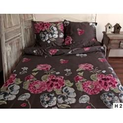 Pościel Satynowa Sweet Home rozmiar 200x220 cm H 2