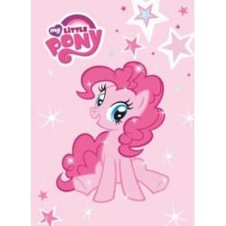 Koc akrylowy My Little Pony rozmiar 80x110 cm