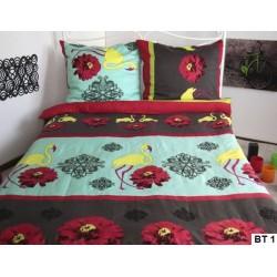 Pościel Satynowa Sweet Home BT 1 rozmiar 160x200 cm