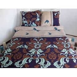 Pościel Satynowa ANDROPOL Sweet Home BT 12 rozmiar 160x200 cm