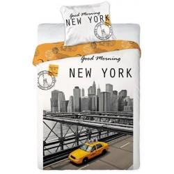 Pościel Młodzieżowa New York 01 FARO rozmiar 160x200 cm