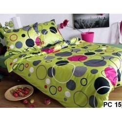 Pościel Satynowa PC 15 ANDROPOL Sweet Home rozmiar 200x220 cm