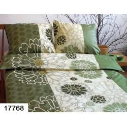Pościel Satynowa 17768/1 ANDROPOL rozmiar 160x200 cm