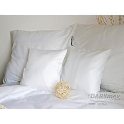 Pościel Satynowa jednobarwna Biały 603 DARYMEX 160x200 cm