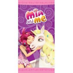 Ręcznik Mia & Me 094 CARBOTEX rozmiar 70x140 cm