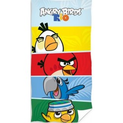 Ręcznik Angry Birds 046 CARBOTEX rozmiar 70x140 cm