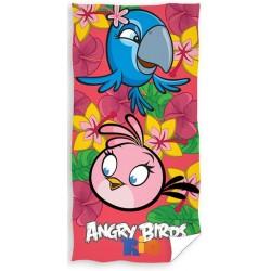 Ręcznik Angry Birds 107 CARBOTEX rozmiar 70x140 cm