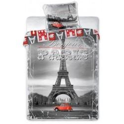 Pościel Młodzieżowa Paris 878 FARO rozmiar 160x200 cm