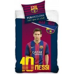Pościel FC Barcelona 129 CARBOTEX rozmiar 160x200 cm
