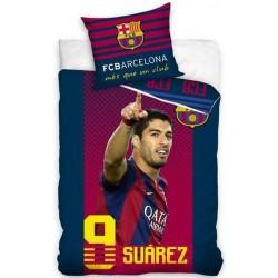 Pościel Luis Suarez 2458 CARBOTEX rozmiar 140x200 cm