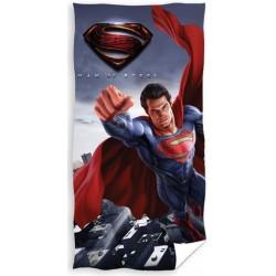 Ręcznik Superman 0195 CARBOTEX rozmiar 70x140 cm