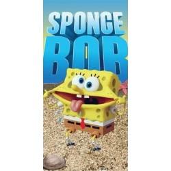Ręcznik Sponge Bob 2578 HALANTEX rozmiar 70x140 cm