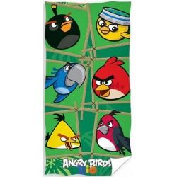 Ręcznik Angry Birds 5091 CARBOTEX rozmiar 70x140 cm