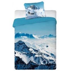 Pościel Młodzieżowa Górskie Widoki 539 FARO rozmiar 160x200 cm