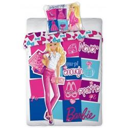 Pościel Barbie 645 FARO rozmiar 160x200 cm