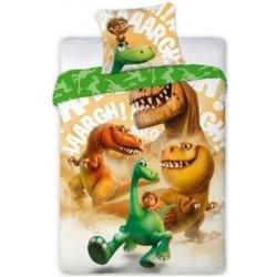 Pościel Dinozaury 928 FARO rozmiar 160x200 cm