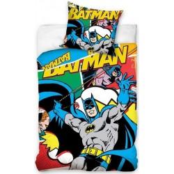 Pościel Batman 239 CARBOTEX rozmiar 160x200 cm