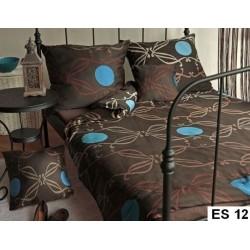 Pościel Satynowa Sweet Home ES 12 rozmiar 160x200 cm