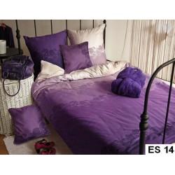 Pościel Satynowa ES 14 Sweet Home 160x200 cm
