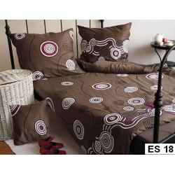 Pościel Satynowa Sweet Home ES 18 rozmiar 160x200 cm