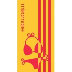 Ręcznik Plażowy Miramare 01 9963 FARO rozmiar 90x180 cm