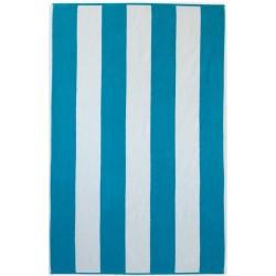 Ręcznik Plażowy Neon Turkusowy ZWOLTEX rozmiar 100x160 cm
