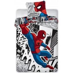 Pościel Spiderman 730 FARO rozmiar 140x200 cm
