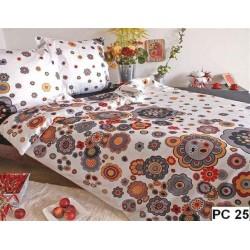 Pościel Satynowa Sweet Home PC 25 rozmiar 160x200 cm