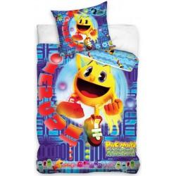 Pościel Pac Man 222 CARBOTEX rozmiar 140x200 cm