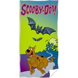 Ręcznik Scooby Doo 0508 CARBOTEX rozmiar 70x140 cm