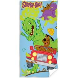 Ręcznik Scooby Doo 5299 CARBOTEX rozmiar 70x140 cm