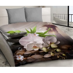 Pościel 3D z Mikrosatyny Bed&You 1115 rozmiar 200x220 cm