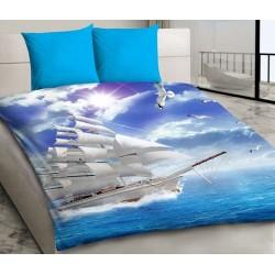 Pościel 3D z Mikrosatyny Bed&You 1214 rozmiar 200x220 cm