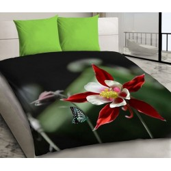 Pościel 3D z Mikrosatyny Bed&You 1252 rozmiar 200x220 cm