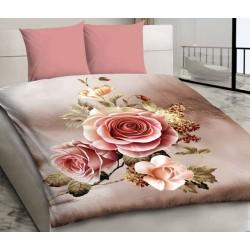 Pościel 3D z Mikrosatyny Bed&You 1276 rozmiar 200x220 cm