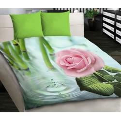 Pościel 3D z Mikrosatyny Bed&You 1283 rozmiar 200x220 cm