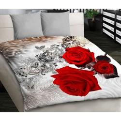 Pościel 3D z Mikrosatyny Bed&You 0965 rozmiar 160x200 cm