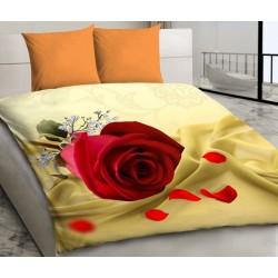 Pościel 3D z Mikrosatyny Bed&You 0996 rozmiar 160x200 cm