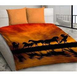 Pościel 3D z Mikrosatyny Bed&You 1085 rozmiar 160x200 cm