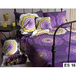 Pościel Satynowa Sweet Home ES 16 rozmiar 200x220 cm