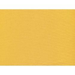 Prześcieradło Jersey z gumką Żółte rozmiar 90x200 cm